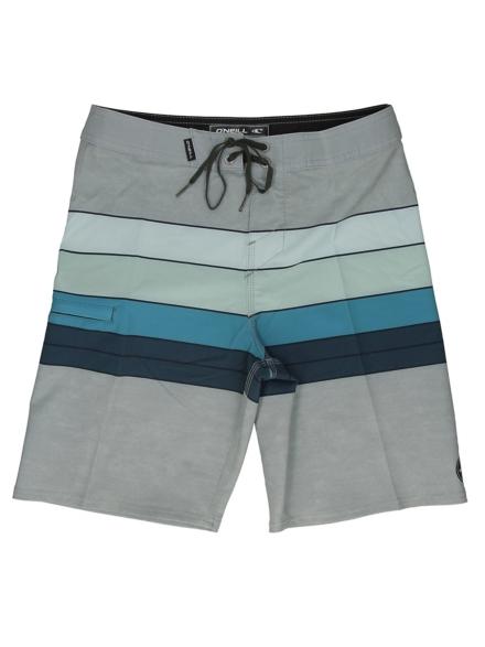 O'Neill Hyperfreak Heist Line Boardshorts grijs