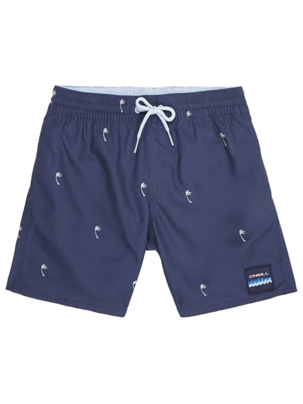 O'Neill Mini Palms Boardshorts blauw