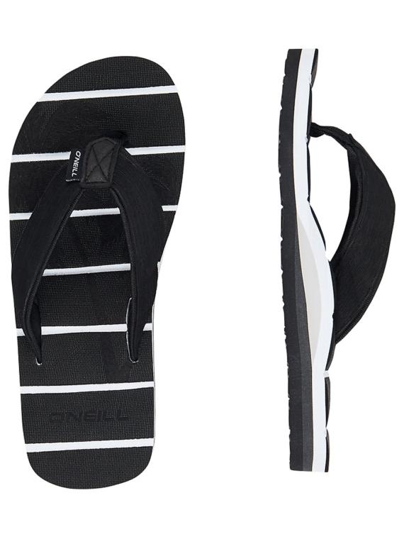 O'Neill Arch Freebeach slippers zwart
