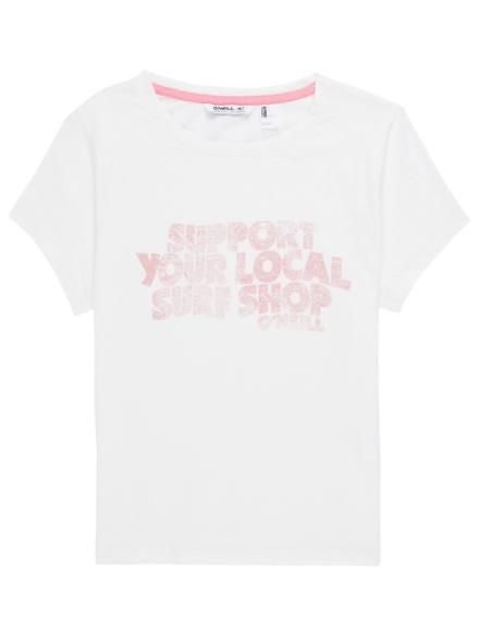 O'Neill Darcie T-Shirt wit