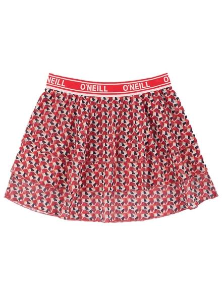 O'Neill Ruffle Skirt roze