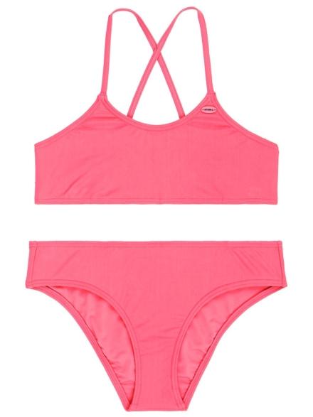 O'Neill Essential Bikini roze