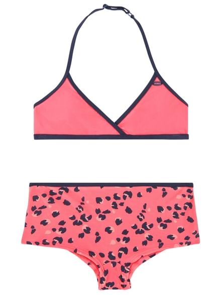O'Neill Shorty Surf Bikini roze