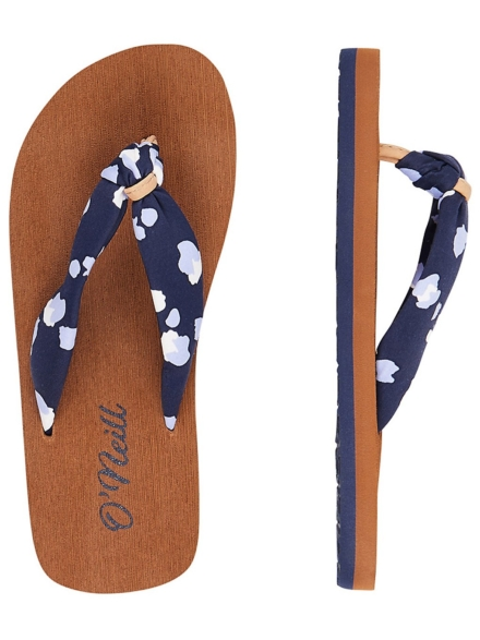 O'Neill Woven Strap slippers blauw