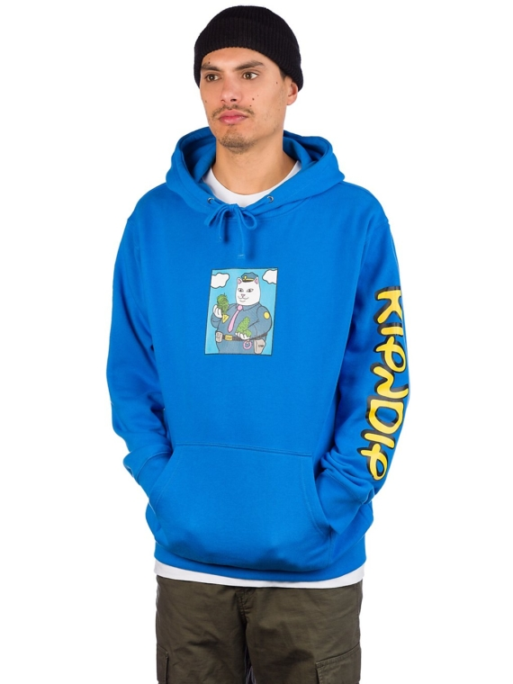 RIPNDIP Confiscated Hoodie blauw