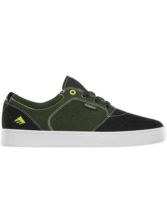Emerica Figgy Dose Skate schoenen zwart