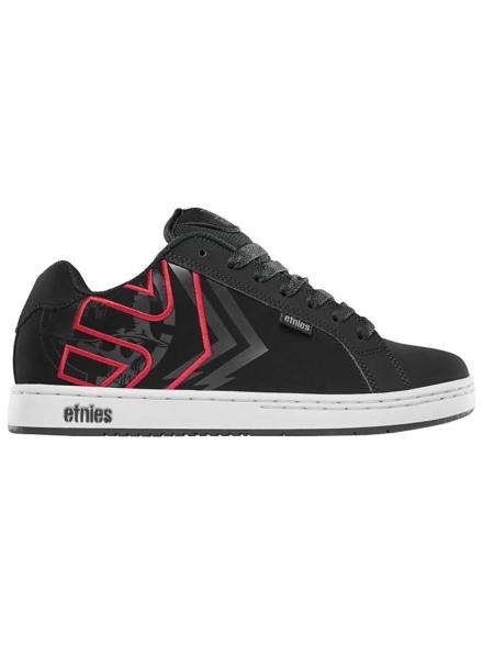 Etnies Metal Mulisha Fader Skate schoenen zwart