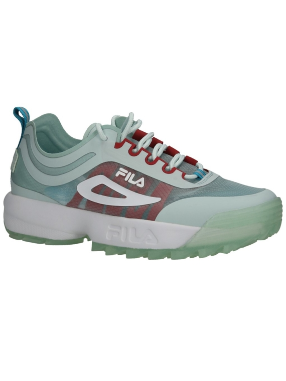 Fila Disruptor Run CB Sneakers groen