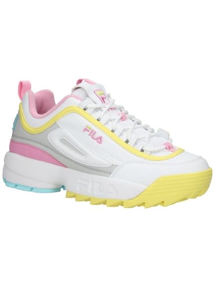 Fila Disruptor CB Low Sneakers wit
