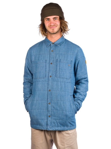Coal Lost Creek Shirt blauw