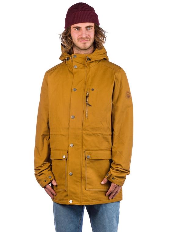Coal Fern Ridge Ski jas bruin