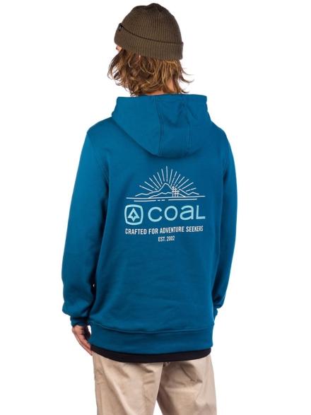 Coal Cultus Hoodie blauw