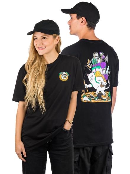RIPNDIP Hiker Nerm T-Shirt zwart