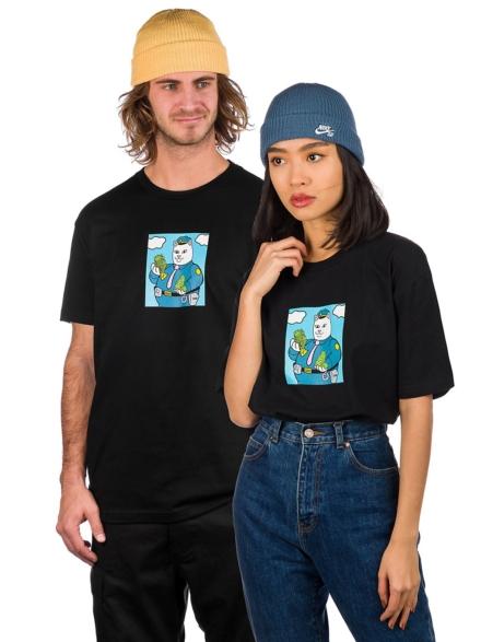 RIPNDIP Confiscated T-Shirt zwart