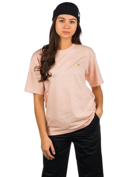 Carhartt WIP Chasy T-Shirt roze