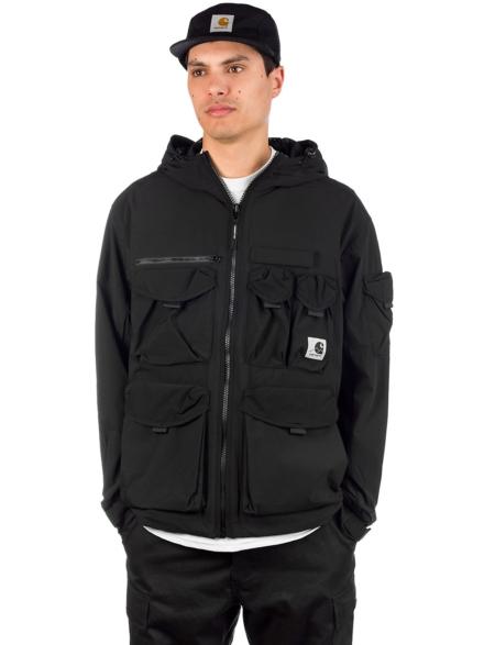 Carhartt WIP Hayes Ski jas zwart
