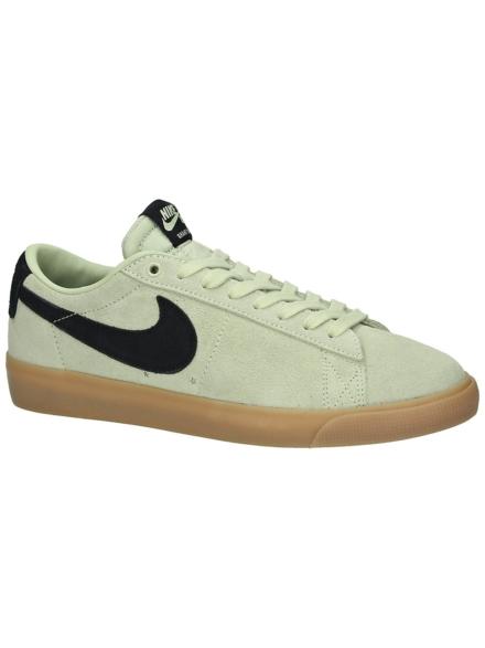 Nike SB Blazer Low GT Skate schoenen groen