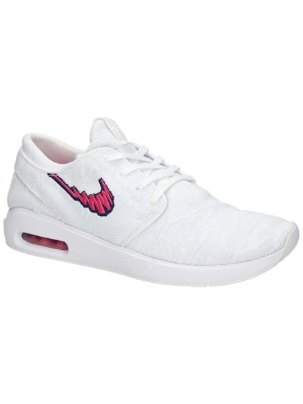 Nike SB Air Max Stefan Janoski 2 Skate schoenen wit