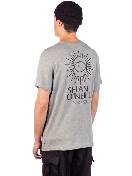 Nike SB Shane T-Shirt grijs
