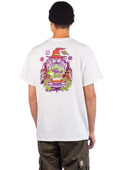 A.Lab Wizard Cruising T-Shirt wit