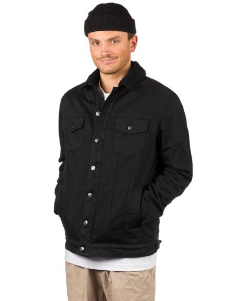 Dravus Sherpa Trucker Ski jas zwart
