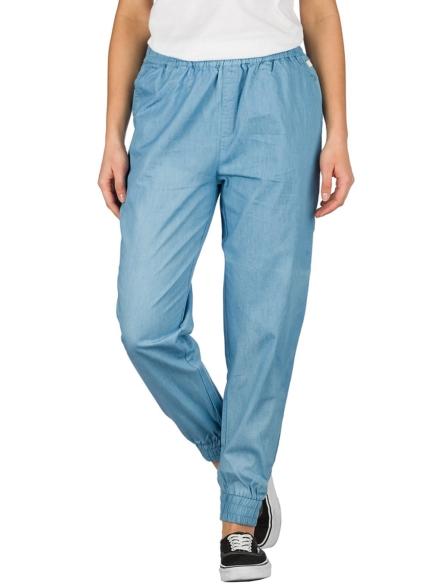 Iriedaily Civic broek blauw