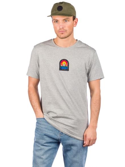 Iriedaily Stonefinger T-Shirt grijs