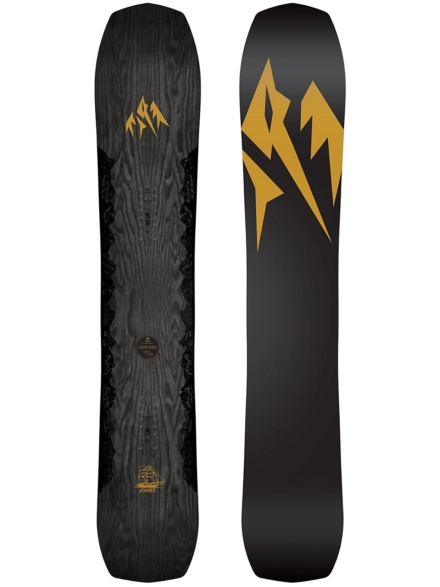 Jones Snowboards Flagship 10 Years Ltd 162W 2020 bruin