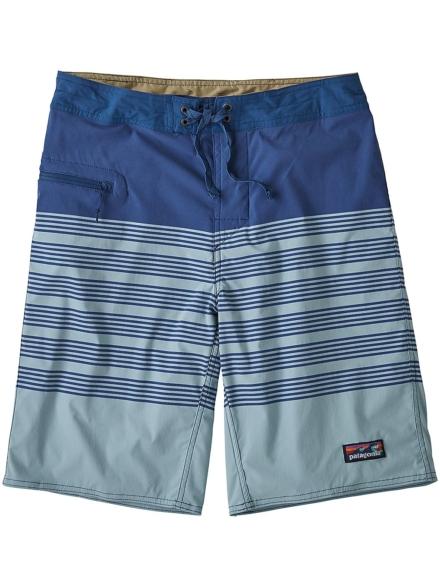 "Patagonia Stretch Wavefarer 21"" Boardshorts blauw"