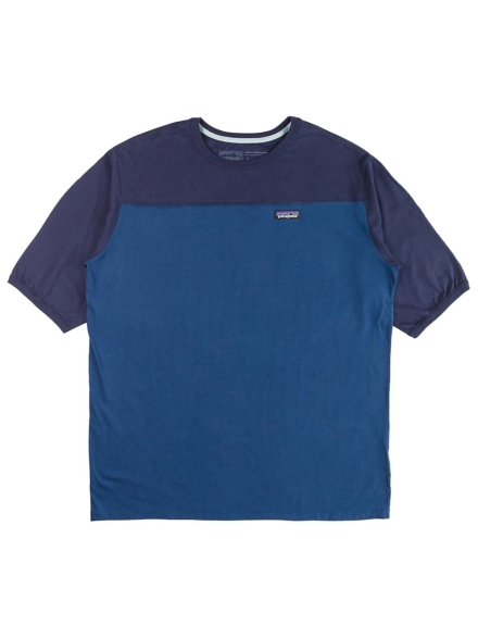 Patagonia Cotton In Conversion T-Shirt blauw