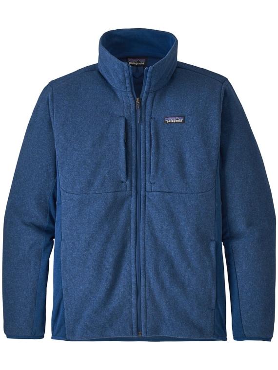 Patagonia LW Better Trui Ski jas blauw