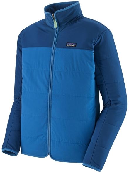 Patagonia Pack In Windbreaker blauw
