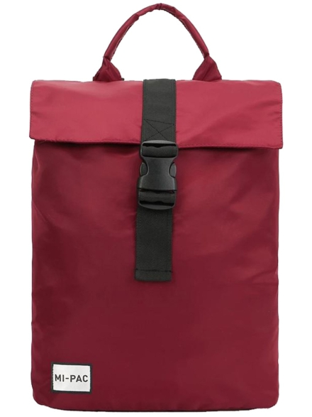 Mi-Pac SP Nylon Pack rugtas rood