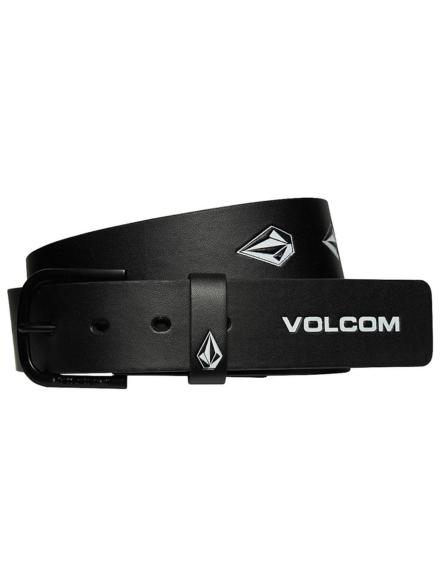 Volcom Empty PU Belt zwart