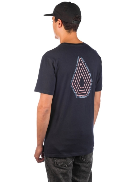 Volcom Radiation Basic T-Shirt blauw