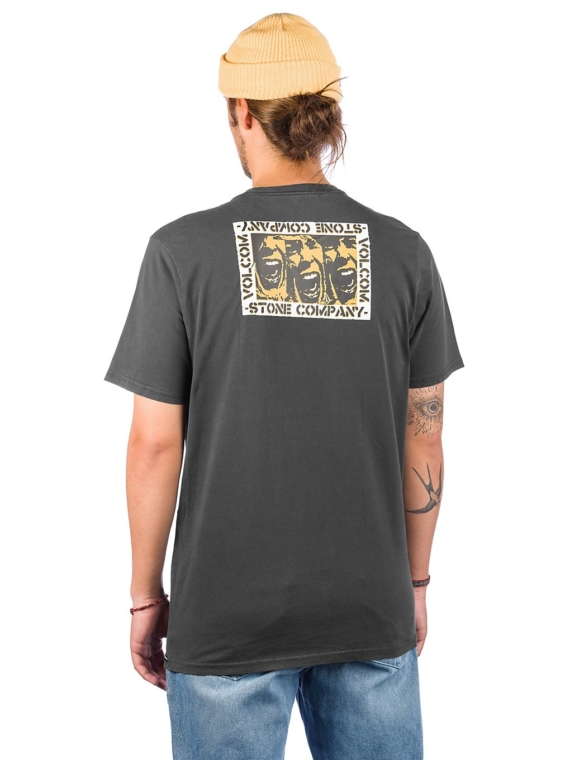 Volcom CJ Collins T-Shirt zwart