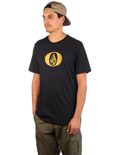 Volcom Elypse FTY T-Shirt zwart