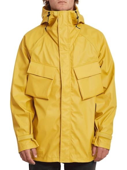 Volcom V Smock Ski jas geel