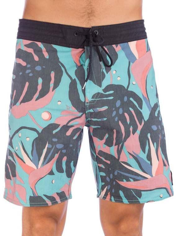 Volcom Mentawais Stoney 18″ Boardshorts patroon