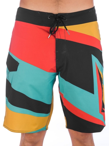 "Volcom Ransacked Mod 20"" Boardshorts patroon"