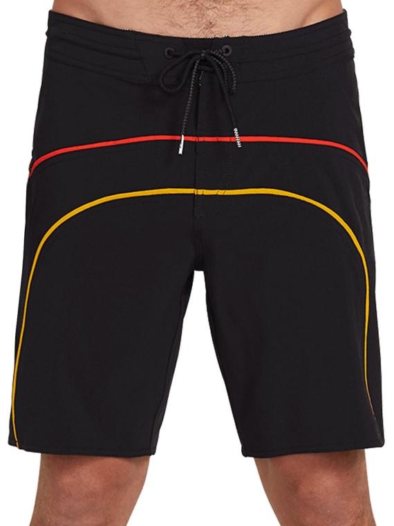 Volcom Rainbow Brdg Stoney 19″ Boardshorts zwart