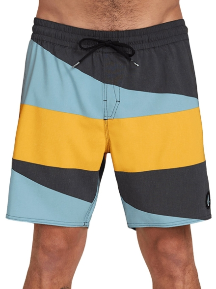 "Volcom Knotical 17"" Boardshorts patroon"