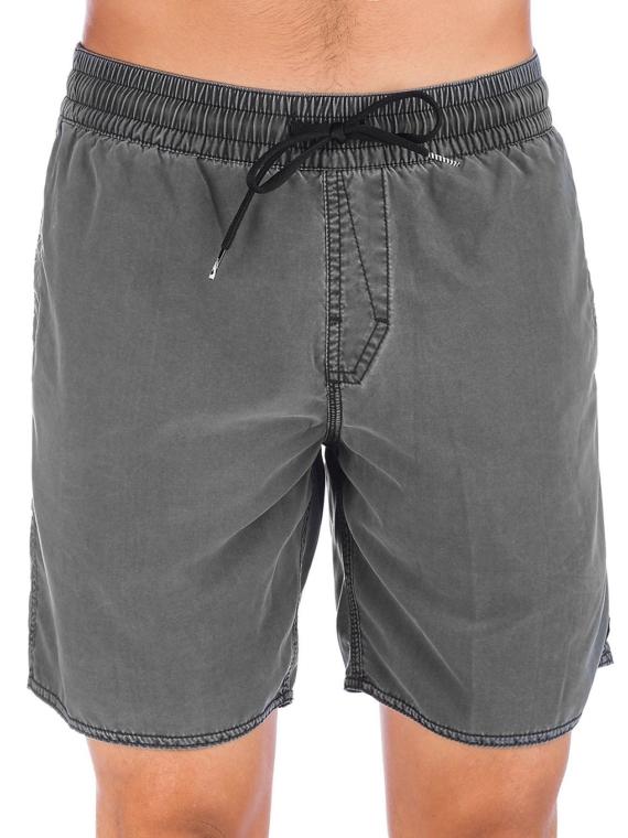 Volcom Center 17″ Boardshorts zwart
