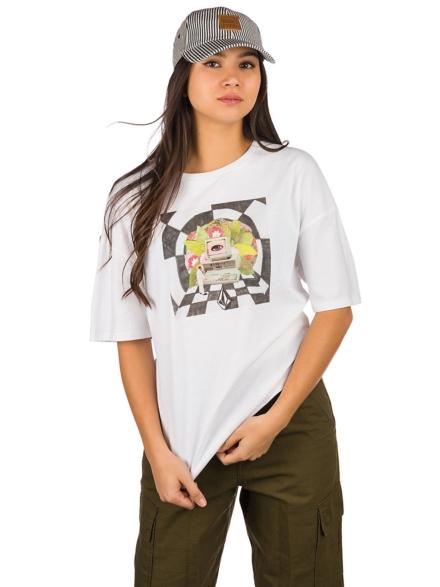 Volcom Schnipps Featured Artist T-Shirt wit