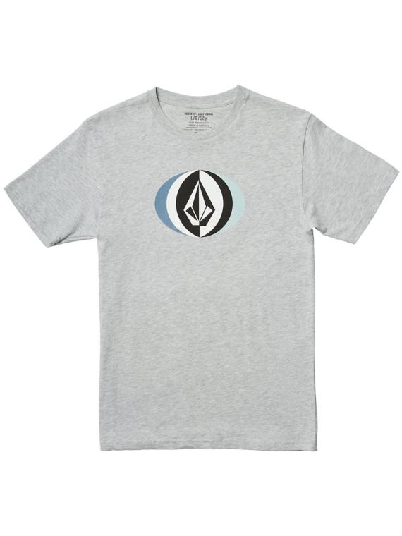 Volcom Vast Basic T-Shirt grijs