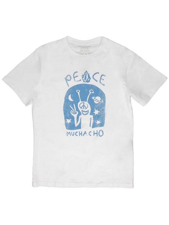 Volcom Muchacho Basic T-Shirt wit