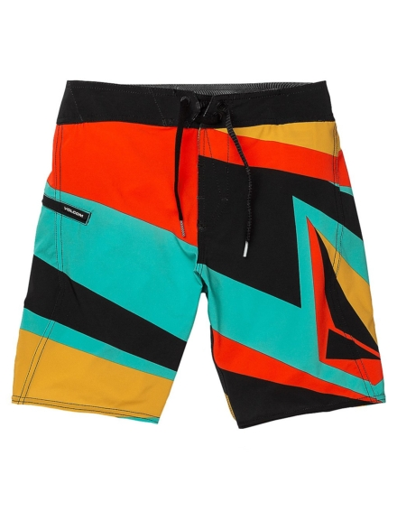 Volcom Ransacked Mod Boardshorts patroon