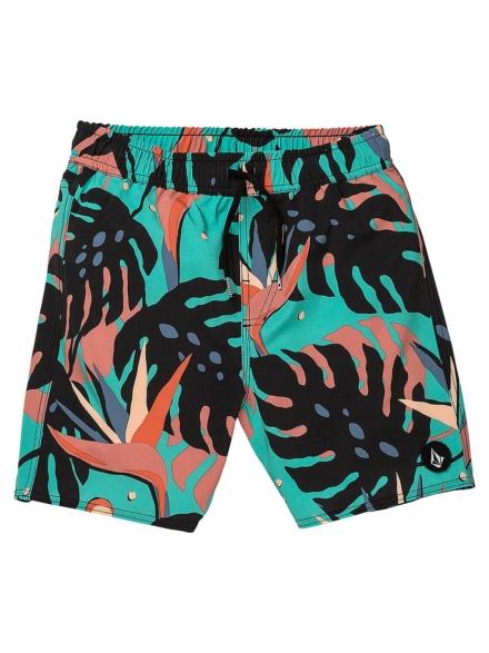 Volcom Mentawais EW Boardshorts patroon