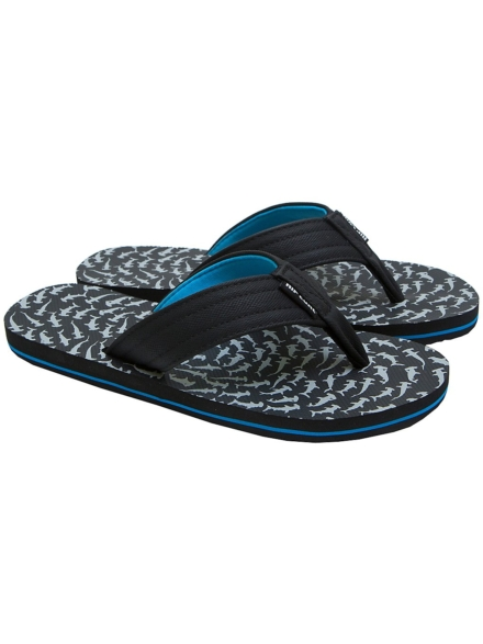 Rip Curl Ripper slippers zwart