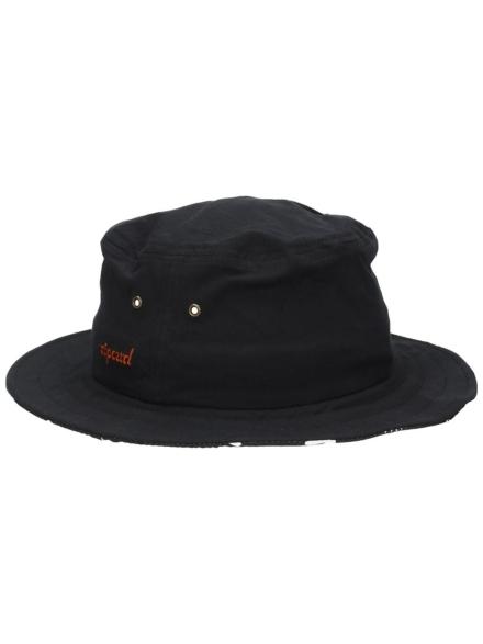 Rip Curl Swc Motif Bucket hoed zwart